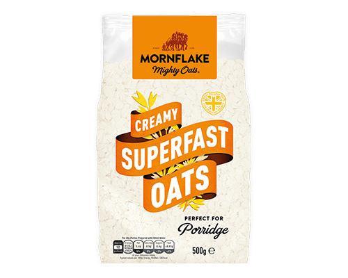 Mornflake Oats • 500 g