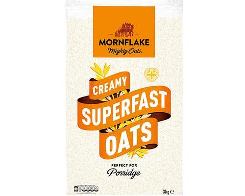 Mornflake Oats • 2.2 lb