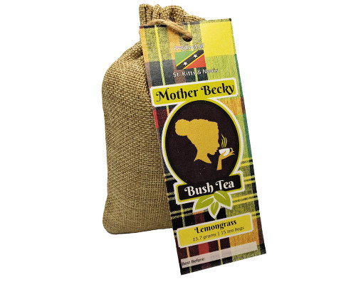 Mother Becky Bush Tea Bags Lemongrass - 15 ct • 15.7 g