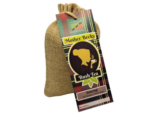 Mother Becky Bush Tea Bags Soursop - 15 ct • 15.7 g