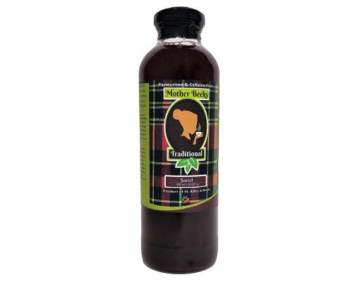 Mother Becky Bush Tea Traditional Sorrel • 16 oz