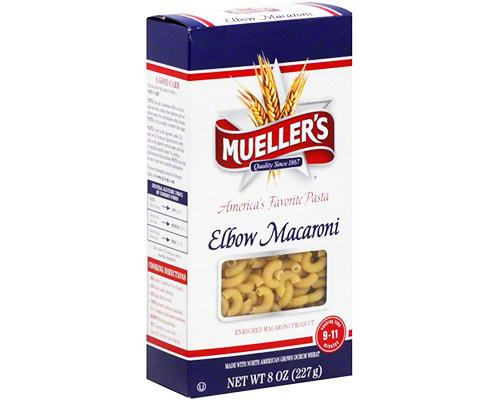 Mueller's Elbow Macaroni • 8 oz