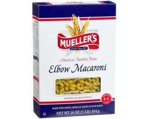 Mueller's Elbow Macaroni • 16 oz