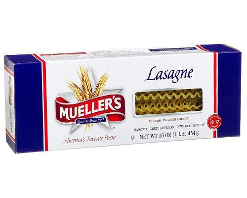Mueller's Lasagna • 16 oz