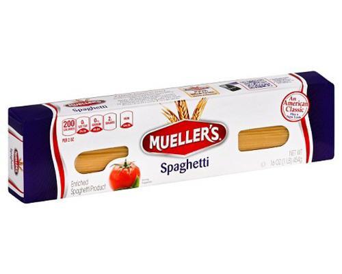 Mueller's Spaghetti • 16 oz