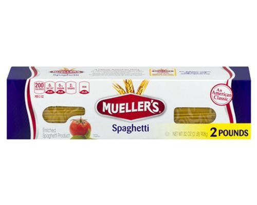 Mueller's Spaghetti • 32 oz