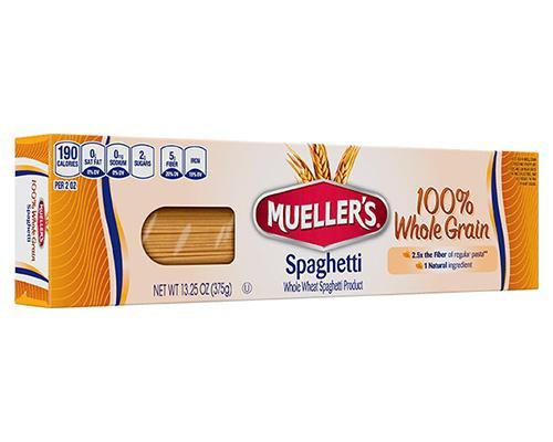 Mueller's Whole Wheat Spaghetti • 13.25 oz
