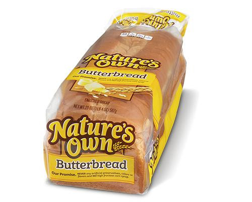 Nature's Own Butter Bread • 20 oz