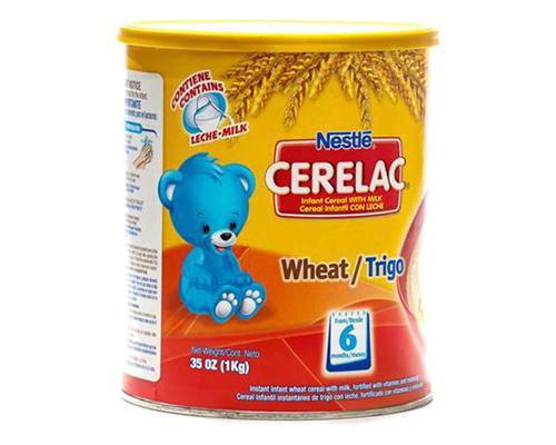 Nestle Cerelac Wheat 6 • 35 oz