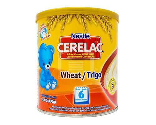 Nestle Cerelac Wheat 6 • 14 oz