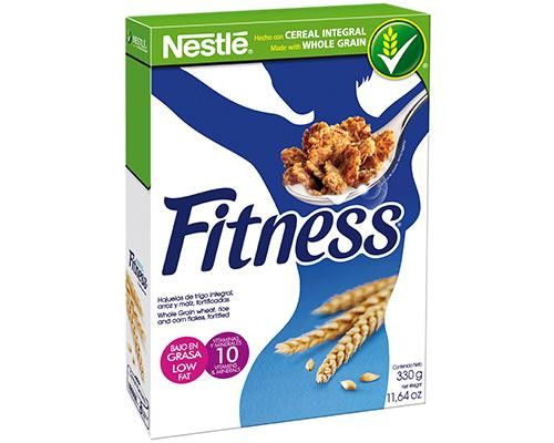 Nestle Fitness Cereal • 390 g