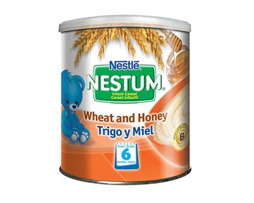 Nestle Nestum 6 - Wheat and Honey • 270 g