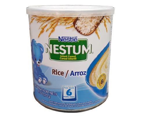 Nestum Oats & Rice Baby Cereal • 9.5 oz