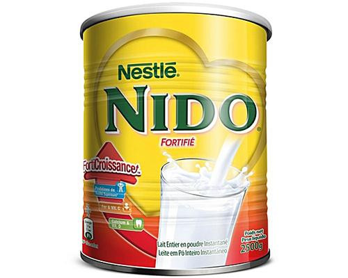 Nido Powdered Milk • 2500 g