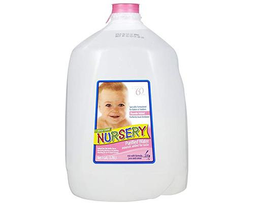 Nursery Purified Water • 128 oz