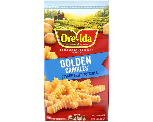 Ore-Ida Golden Crinkle Fries • 32 oz