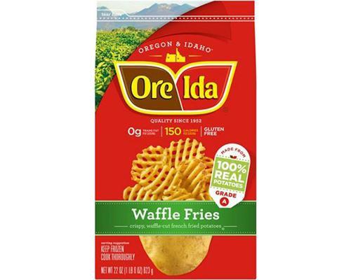Ore-Ida Waffle Fries • 22 oz