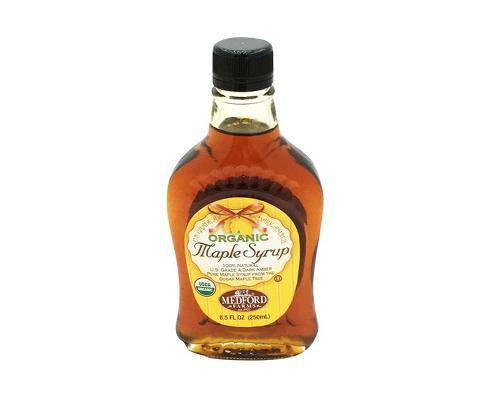 Organic Medford Farms Maple Syrup • 8.5 oz
