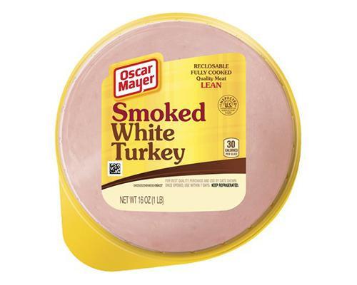 Oscar Mayer Smoked White Turkey • 16 oz