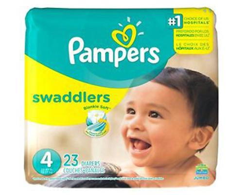 Pampers Swaddlers Stage 4 - 23 ct