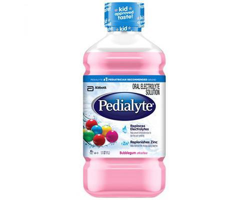 Pedialyte Bubble Gum • 34 oz