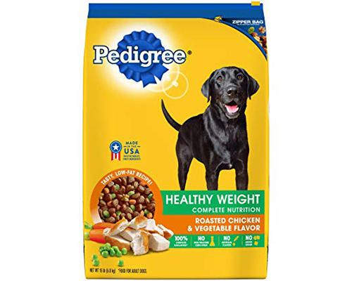 Pedigree Healthy Weight Roasted Chicken & Vegetables • 16 lb