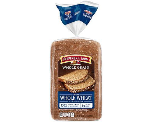 Pepperidge Farm 100% Whole Wheat Bread • 16 oz