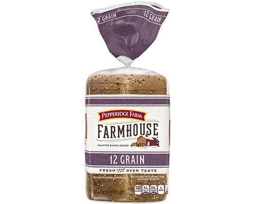 Pepperidge Farm 12 Grain Bread • 24 oz