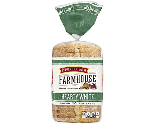 Pepperidge Farm Hearty White Bread • 16 oz