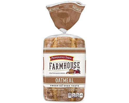 Pepperidge Farm Oatmeal Bread • 24 oz