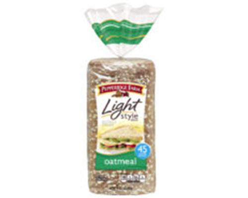 Pepperidge Farm Oatmeal Bread Light • 20 oz