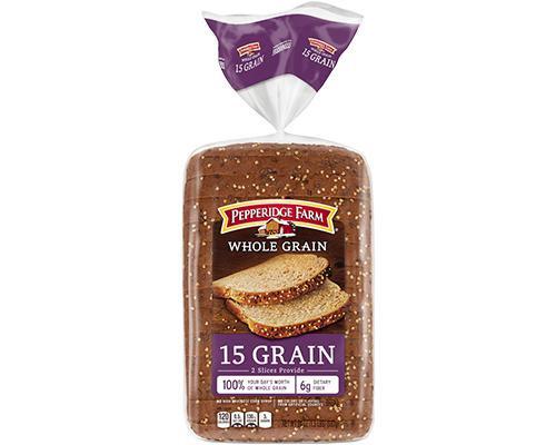Pepperidge Farm Whole Grain 15 Grain  • 16 oz