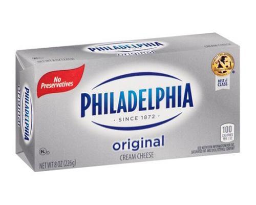 Philadelphia Cream Cheese Original • 8 oz