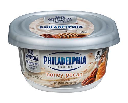 Philadelphia Cream Cheese Spread Honey Pecan • 7.5 oz
