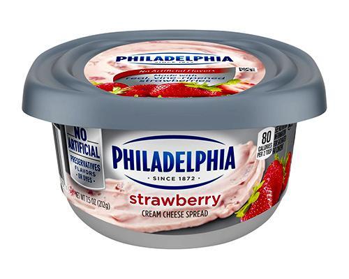Philadelphia Cream Cheese Spread Strawberry • 7.5 oz