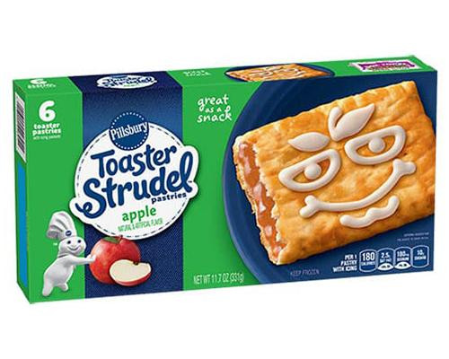 Pillsbury Toaster Strudel Apple - 6 ct • 11.7 oz