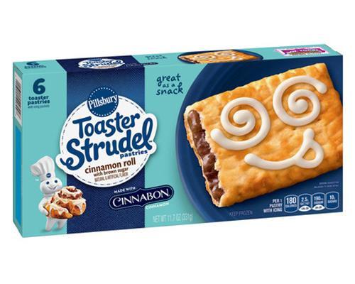 Pillsbury Toaster Strudel Cinnamon - 6 ct • 11.7 oz