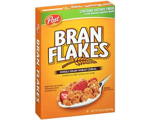 Post Bran Flakes • 16 oz
