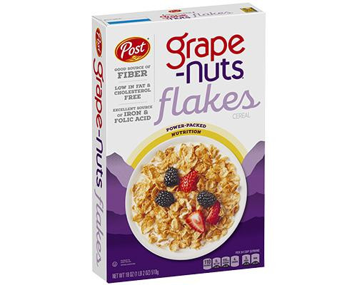 Post Grape Nuts • 18 oz