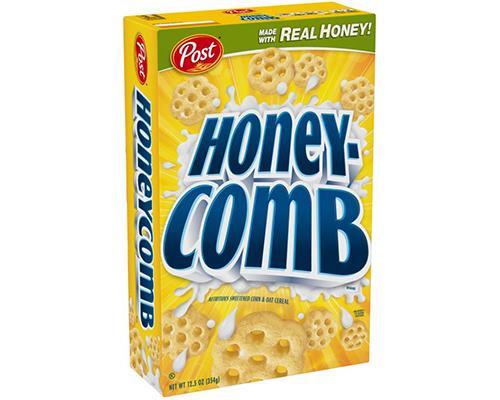 Post Honey Comb Cereal • 12.5 oz