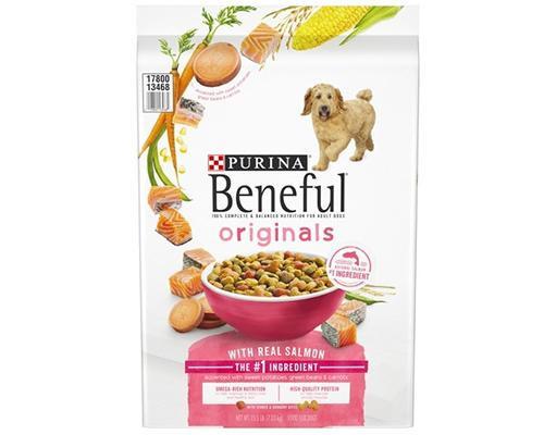 Purina Beneful With Real Salmon • 15.5 lb