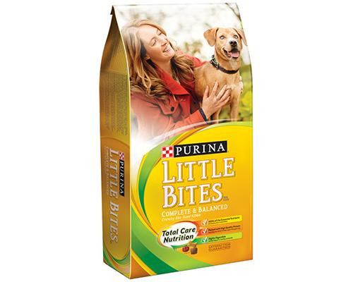 Purina Little Bites For Small Dogs • 15.5 lb