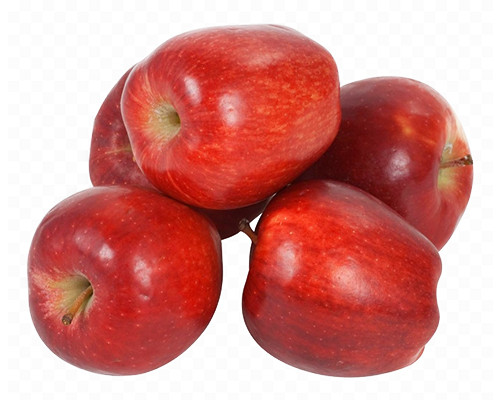 Red Apples (small) - 5 ct