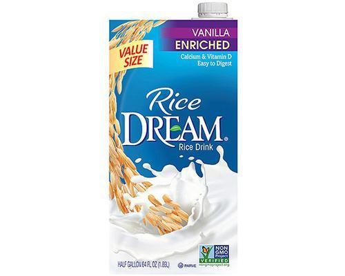 Rice Dream Milk Vanilla • 52 oz