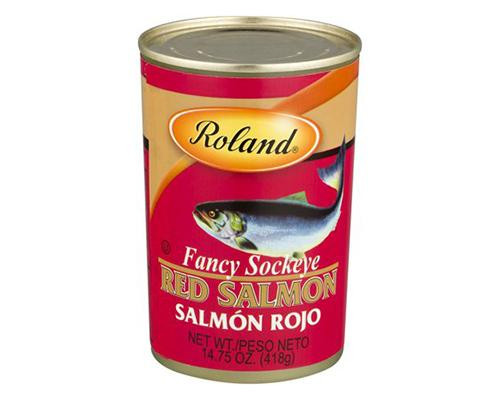 Roland Fancy Sockeye Salmon • 14.75 oz