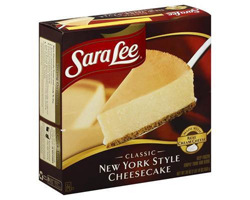 Sara Lee New York Style Cheese Cake • 30 oz