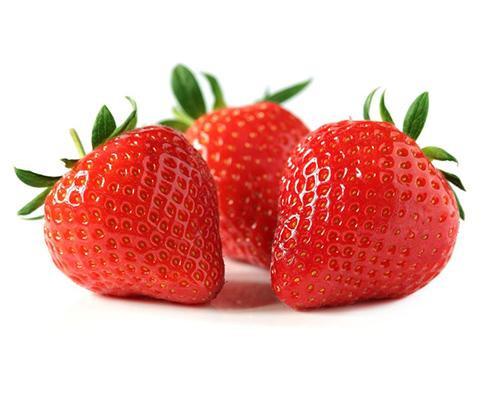 Strawberries • 16 oz