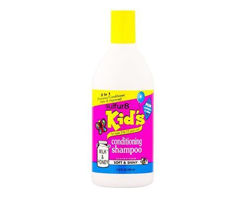 Sulfur 8 Kid's Conditioning Shampoo 2 in 1 • 13.5 oz