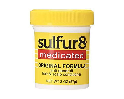 Sulfur 8 Medicated Anti-Dandruff Original Formula - 2oz • 2 oz