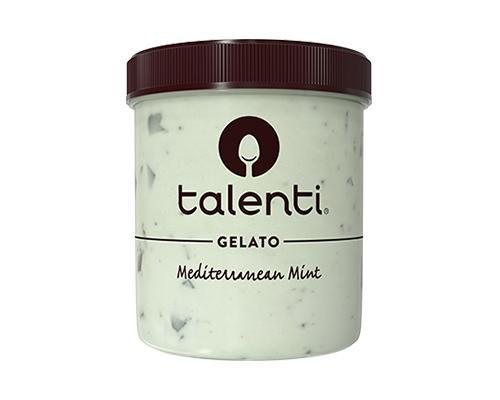Talenti Gelato Mediterranean Mint • 16 oz